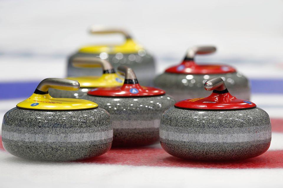 USA Curling image