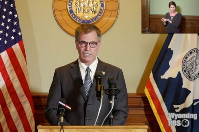 Governor MarkGordon