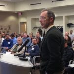 Robert Godby, University of Wyoming economist. (Dustin Bleizeffer/WyoFile)
