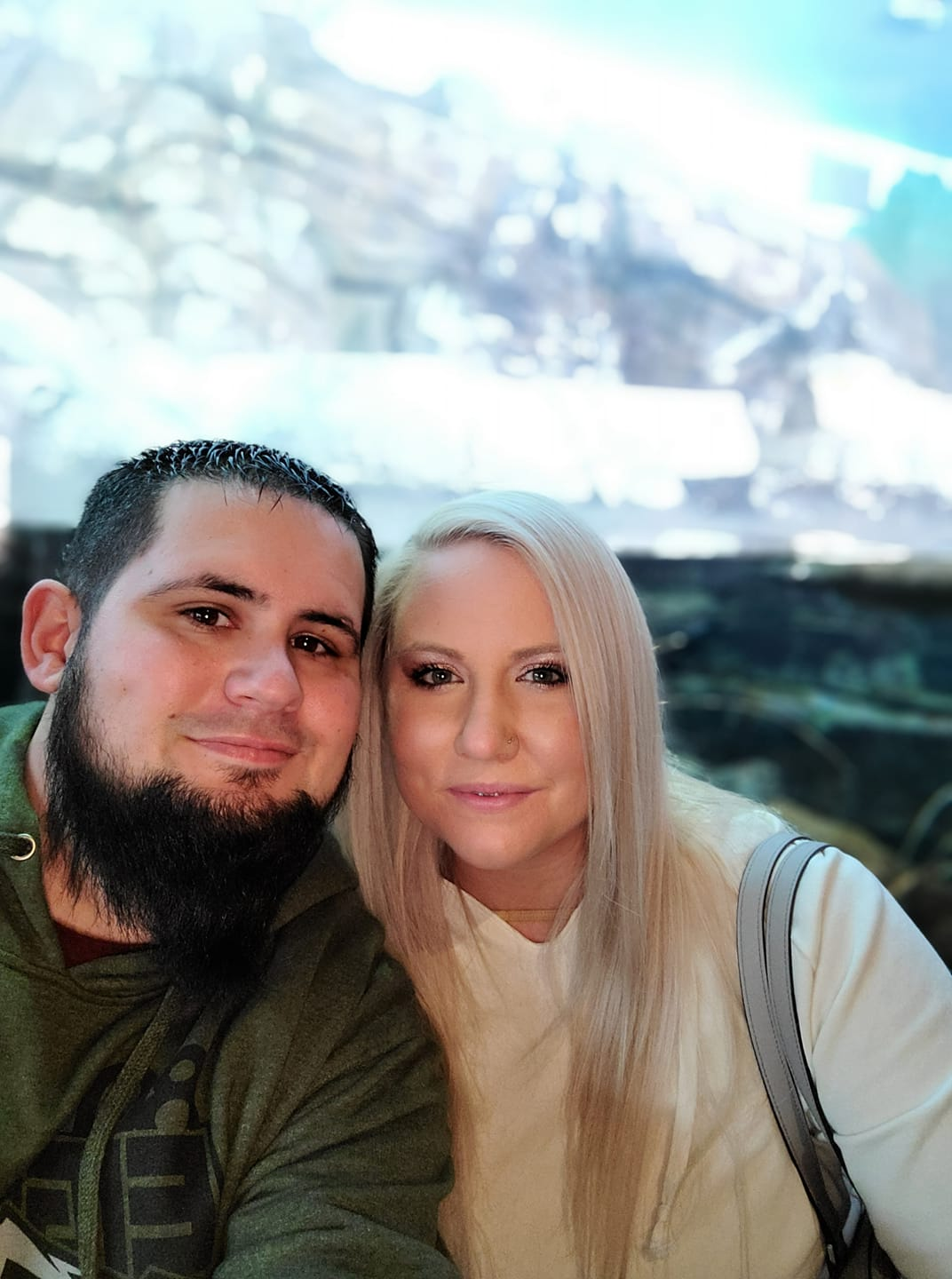 Ashley McRae met her husband in high school and they have been together for 14 years.