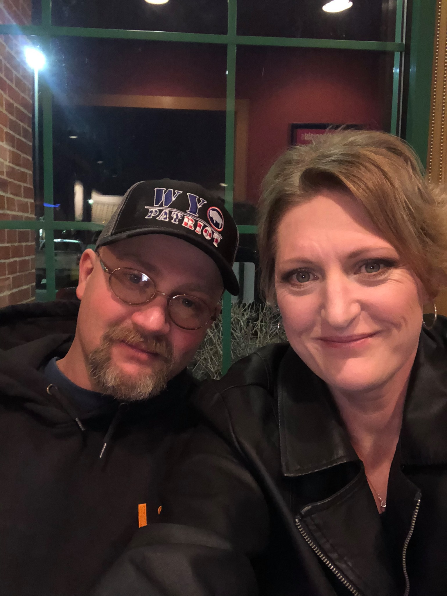 Courtney Finley met her husband in Cheyenne in August 1997. They have been married for 20 years.