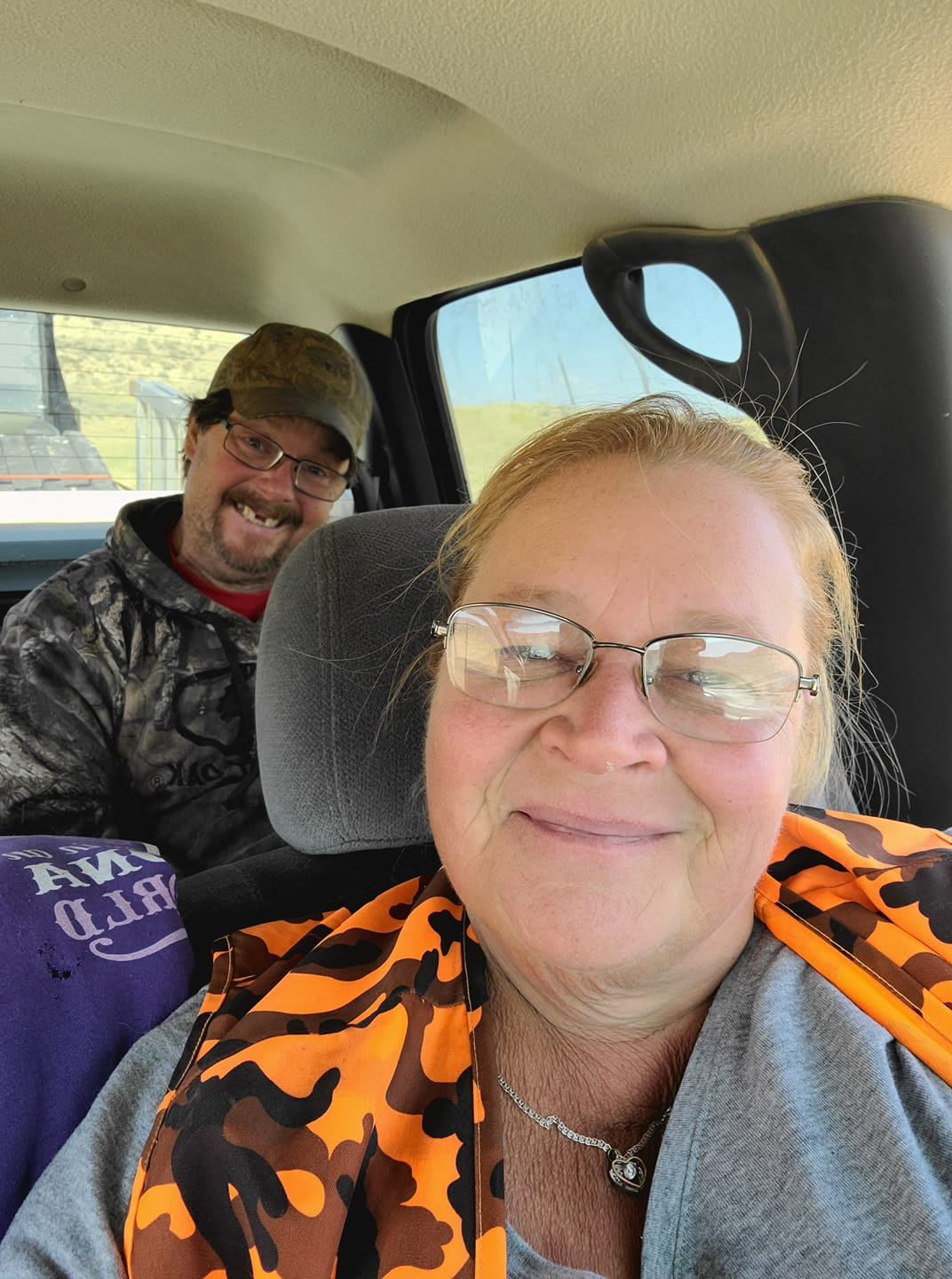 Darcy Haynie met her husband in California in 1988 and were married in 1989. They will celebrate 32 years of marriage this year.