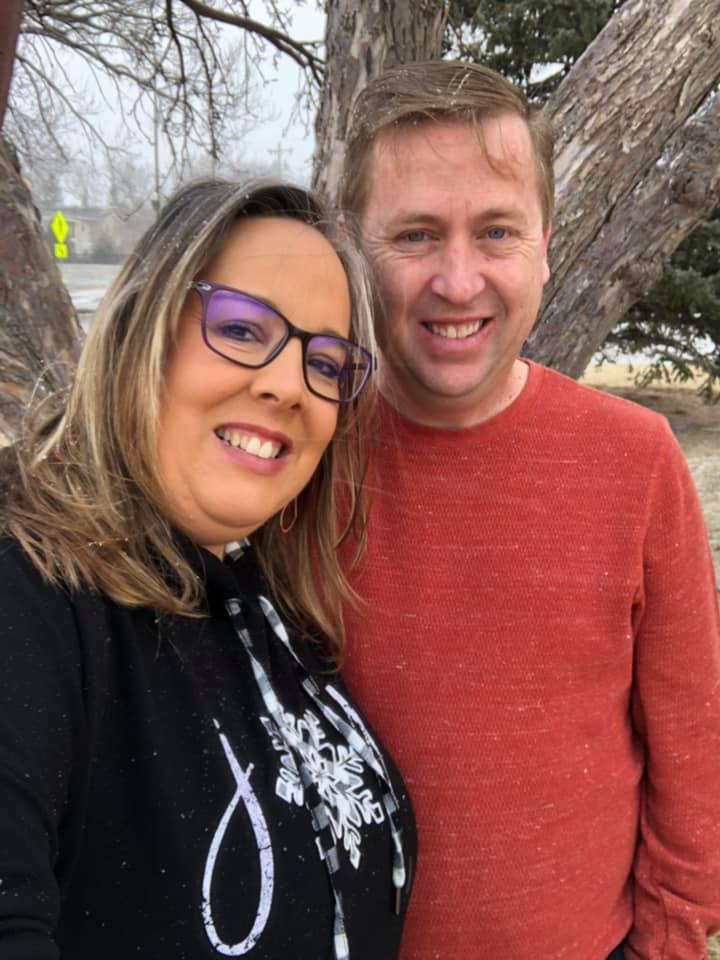 Gregory and Laura Crowe met 28 years ago at a church group. They celebrated their 27th anniversary in early January 2021.