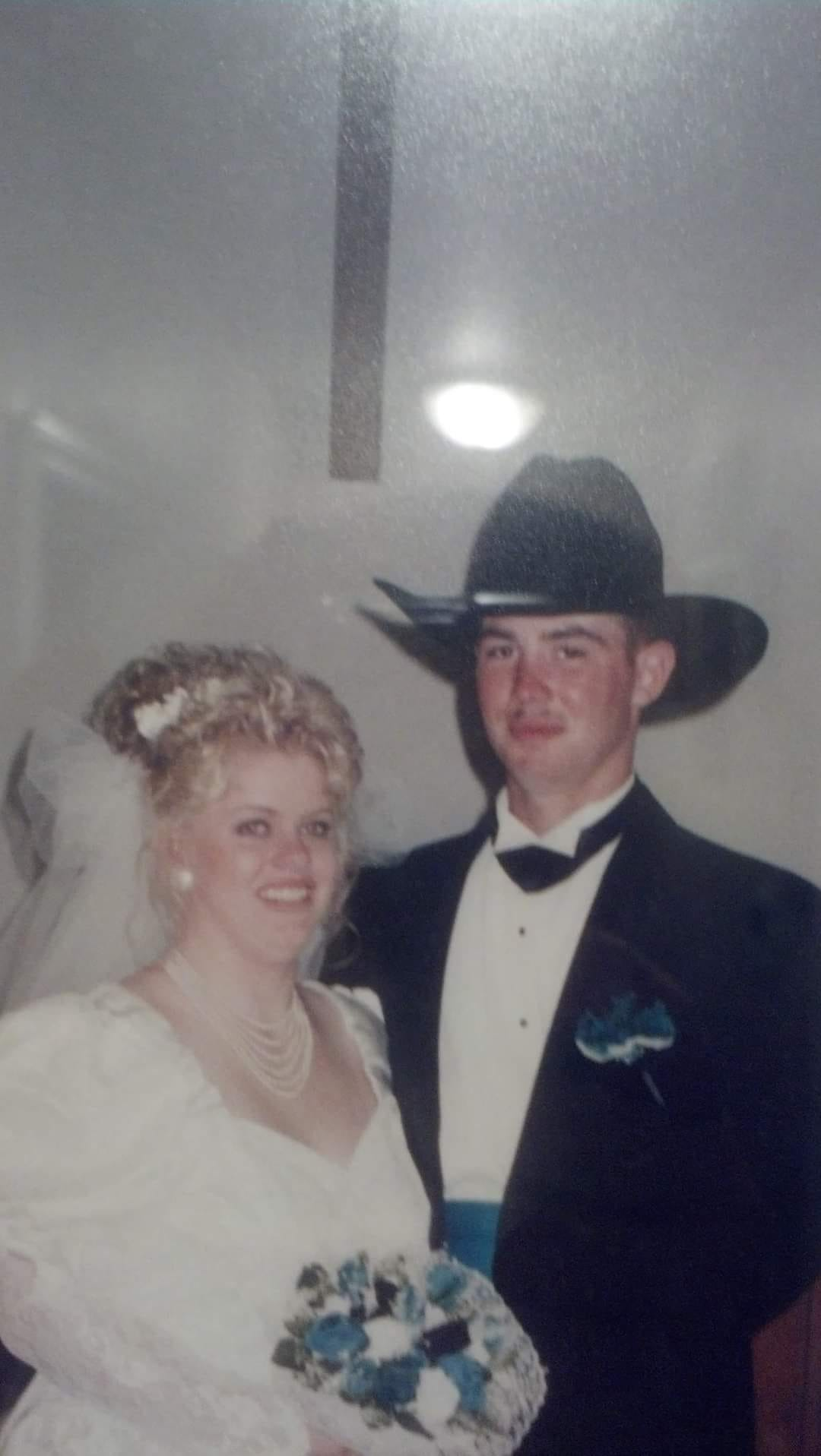 Jackie Willert Plush met her husband at the carnival in Riverton when she was 13. They have been married for 25 years.
