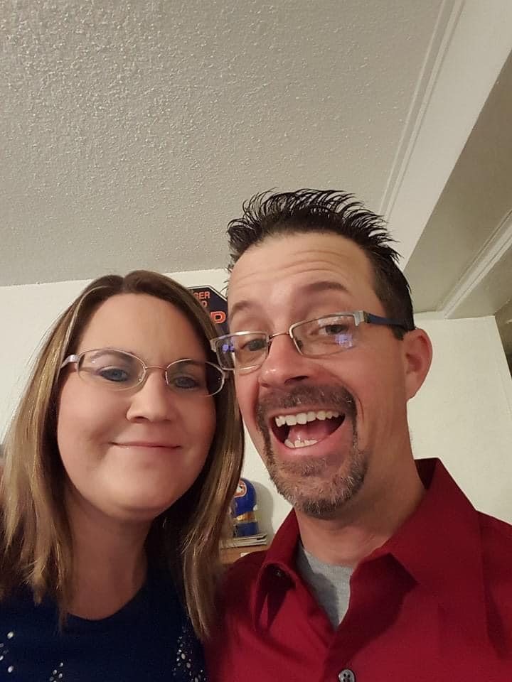 Jen Peterson met her husband online and they have been dating for seven years. They will celebrate their fifth wedding anniversary this July.
