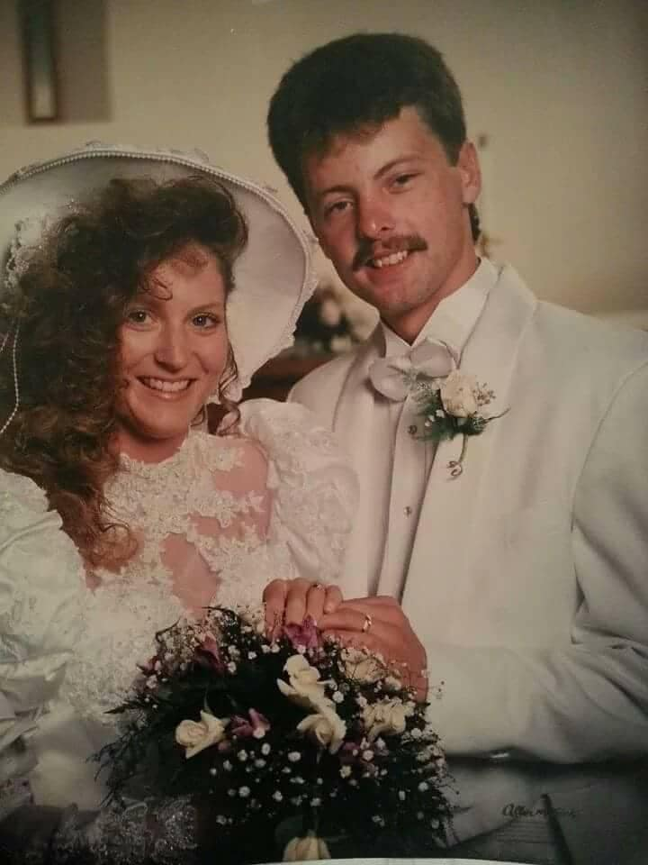 Kandi Mills-Young met her husband in high school and they have been married for 29 years.