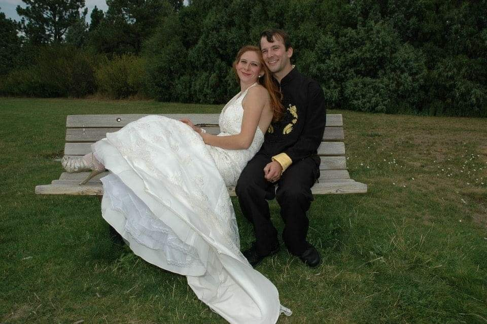 Melissa Jane Brown met her husband in high school. They started dating in 2011 and have been married for nine years.