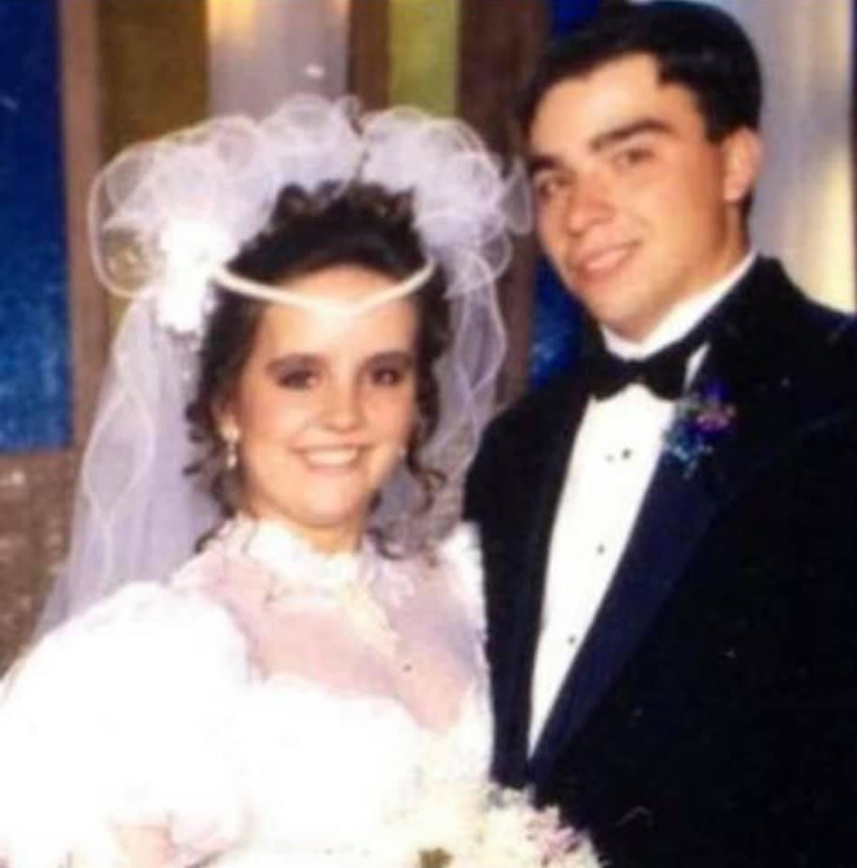 Pamela Jones Schillinger met her husband in 1989 at Twin Spruce Jr. High School. They have been married for 31 years.