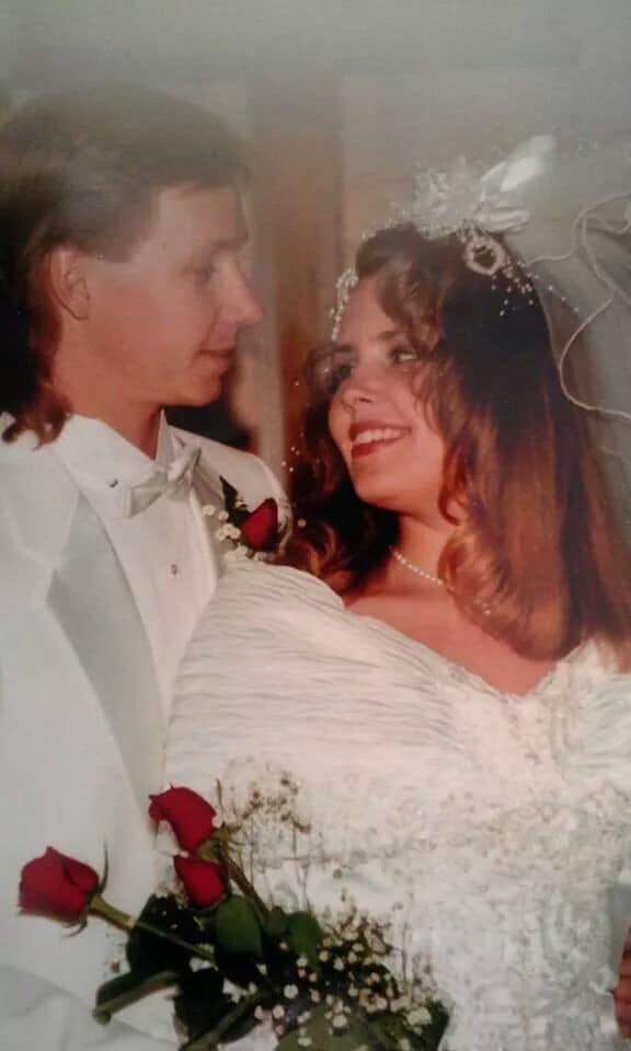 Whendi Ross Kiewel met her husband in 1987 at school in Gillette. They were married in 1991 and celebrated their 27 year anniversary in December 2020.