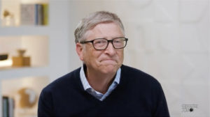Photo: Bill Gates during Natrium announcement