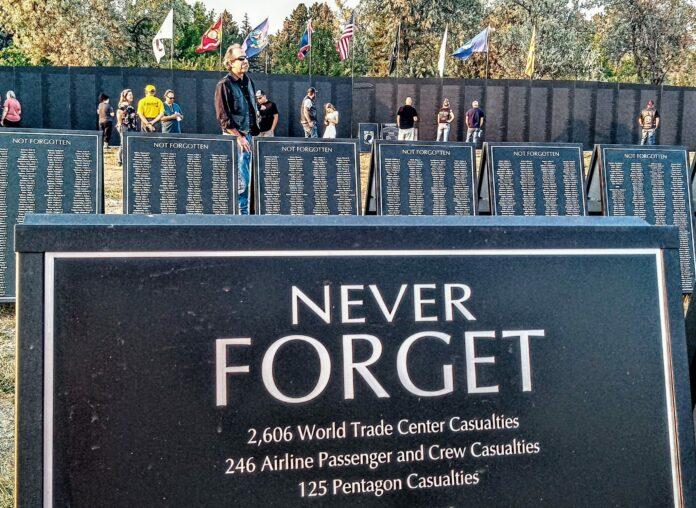 Tribute to American veteran's photo